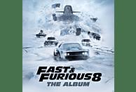 VARIOUS - Fast  Furious 8: The Album