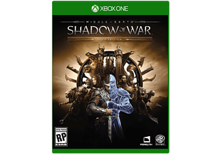 Middle-earth: Shadow of War - Gold Edition Xbox One