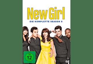New Girl - Die komplette Staffel 5 [DVD]