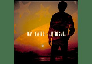 Ray Davies - Americana  - (CD)