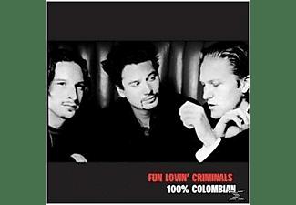 Fun Lovin' Criminals - 100% Colombian  - (CD)