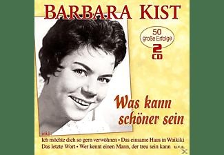 Barbara Kist - Was Kann Schöner Sein-50 Große Erfolge  - (CD)