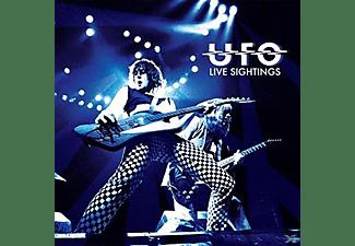 UFO - Live Sightings  - (CD)