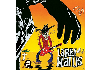 Larry Wallis - Death In The Guitarfternoon  - (CD)