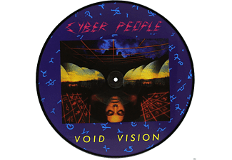 Cyber People - Void Vision  - (Vinyl)
