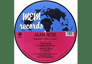 Alan Ross - Valentino mon Amour  - (Vinyl)