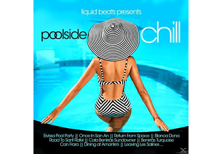 Liquid Beats - Poolside Chill  - (CD)
