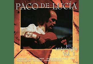 Paco de Lucía - Antologia Vol.1  - (CD)