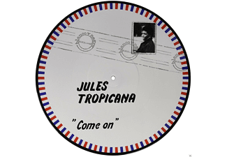 Jules Tropicana - Come on  - (Vinyl)