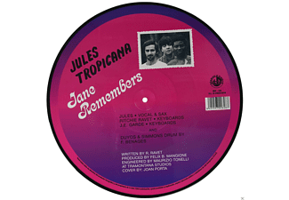 Jules Tropicana - Jane Remembers  - (Vinyl)