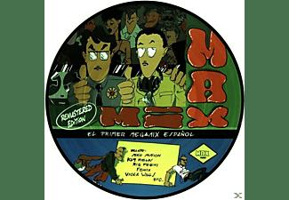 Max Mix - El Primer Megamix Español  - (Vinyl)