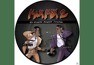 Max Mix 2 - El Primer Megamix Español  - (Vinyl)