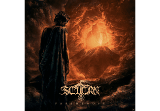 Scuorn - Parthenope  - (CD)