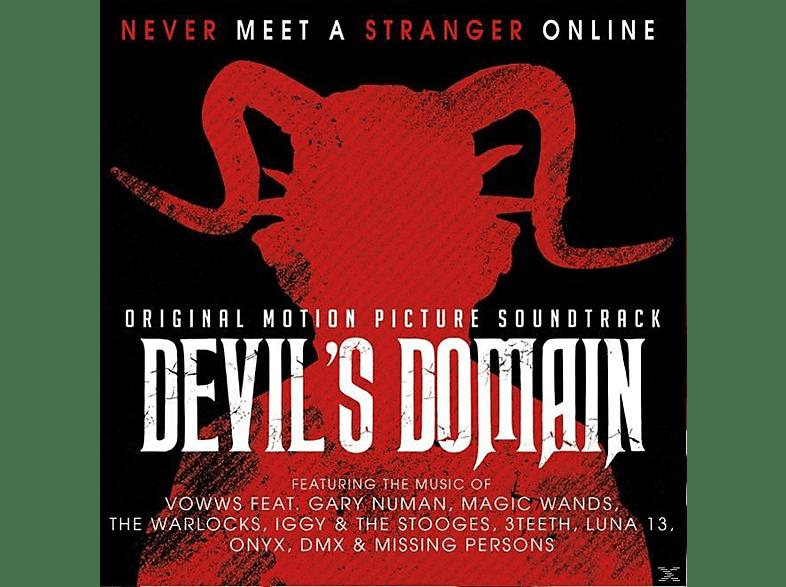 O.S.T. - Devil's Domain [CD]
