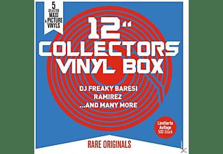"""Ramirez, VARIOUS, Dj Freaky Baresi - 12"""" Collector s Vinyl Box  - (Vinyl)"""