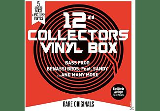 """BENASSI BROS. FEAT. SANDY-BASS FROG UVM. - 12"""" Collector s Vinyl Box  - (Vinyl)"""