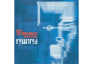 Mike & The Mechanics, Paul Carrack - Rewired  - (CD)