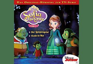 Walt Disney - Folge 12: Der Lampengeist/Trolle in Not  - (CD)
