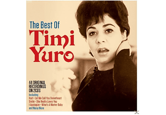 Timi Yuro - Best Of  - (CD)