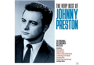 Johnny Preston - Very Best Of  - (CD)