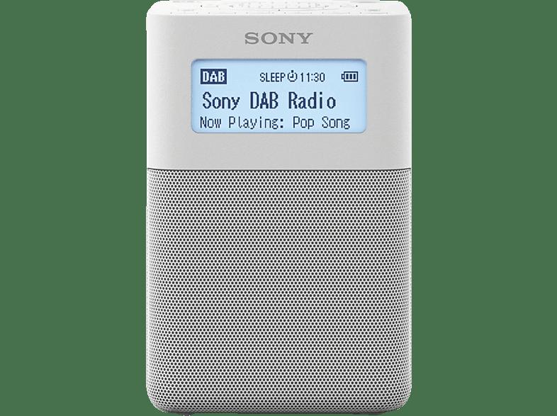 SONY XDR-V 20 D, Radio