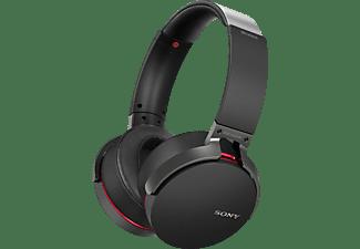 Auriculares inalámbricos - Sony MDRXB950B1B.CE7, Extra bass, Bluetooth, Negro