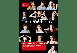 Dreizehn Schauspielschüler DVD
