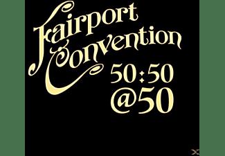Fairport Convention - Fairport Convention 50:50@50  - (CD)