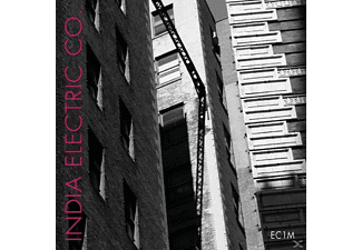 INDIA ELECTRIC CO. - EC1M  - (CD 3 Zoll Single (2-Track))