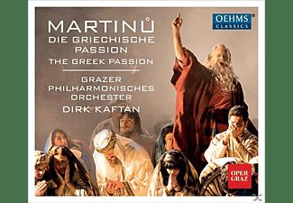 Kaftan/Grazer Philharmonisches - Die griechische Passion  - (CD)