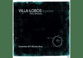 Brasil, Pau / Enemble SP / Braz, Renato - Superstar  - (CD)