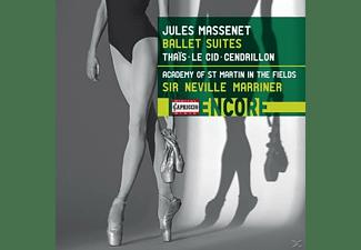 Sir Neville & Amf Marriner - Ballett Suiten  - (CD)
