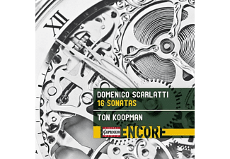 Ton Koopman - 16 Sonaten  - (CD)