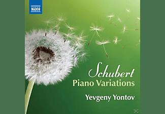 Yevgeny Yontov - Variationen  - (CD)