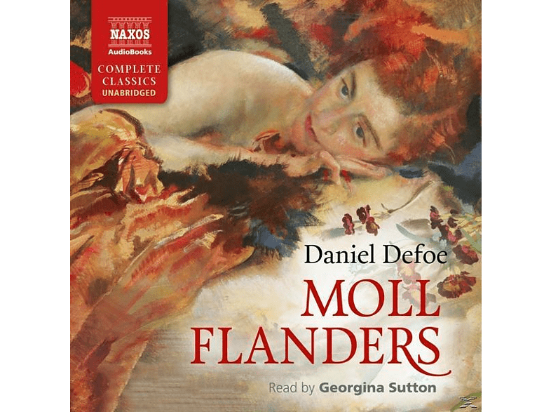 Georgina Sutton - Moll Flanders - (CD)