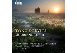 Risto/Estonian Phil.Chamber Choir/+ Joost - Moorland Elegies  - (CD)