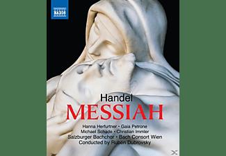 Herfurtner/Schade/Petrone/Immler/Dubrovsky/+ - Der Messias  - (Blu-ray)