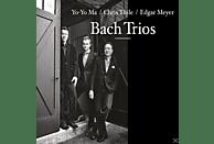Edgar Meyer, Chris Thile, Yo-Yo Ma - Bach Trios [CD]