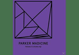 """Parker Madicine - Voices & Drums EP (180 gr 12"""")  - (Vinyl)"""