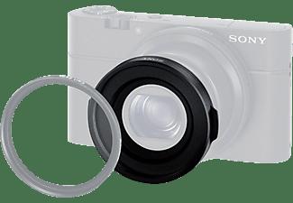 SONY VFA-49 R1, Filteradapter, Filterdurchmesser: 49 mm, Schwarz, passend für Sony RX100, Sony RX100M2