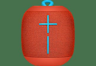 ULTIMATE EARS Bluetooth Lautsprecher WONDERBOOM, wasserdicht, Fireball Red