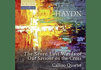 Callino Quartet - Die sieben letzten Worte unseres Erlösers am Kreuz  - (CD)