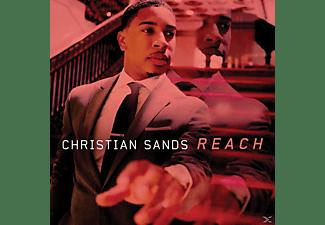 Sands Christian - Reach  - (CD)
