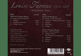 Linda Operaensemble/di Carlo - Wind Sextet And Trios  - (CD)