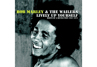 Bob Marley, The Wailers - Lively Up Yourself  - (CD)