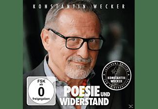 Konstantin Wecker - Poesie und Widerstand (limitie  - (CD + DVD)