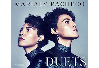 Marialy Pacheco - Duets  - (CD)