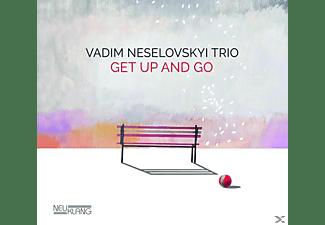 Vadim Neselovskyi Trio - Get Up And Go  - (CD)
