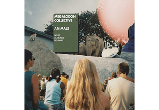Megalodon Collective - Animals  - (Vinyl)