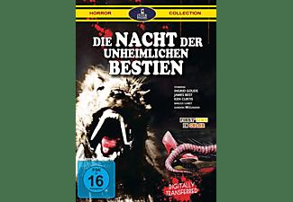 Die Nacht Der Unheimlichen Bestien DVD